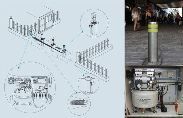 电动升降柱结构图和原理